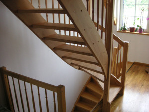 Námi realizovaná schodiště